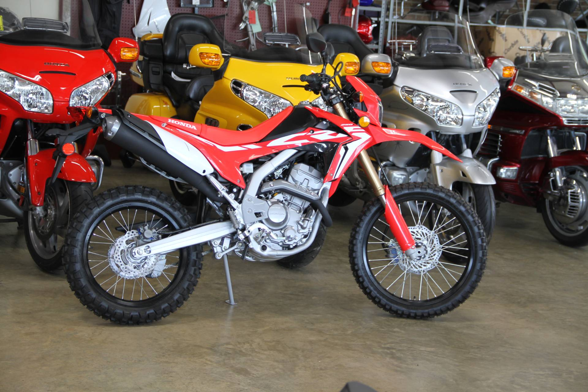 2019 Honda CRF250L in Hendersonville, North Carolina - Photo 3