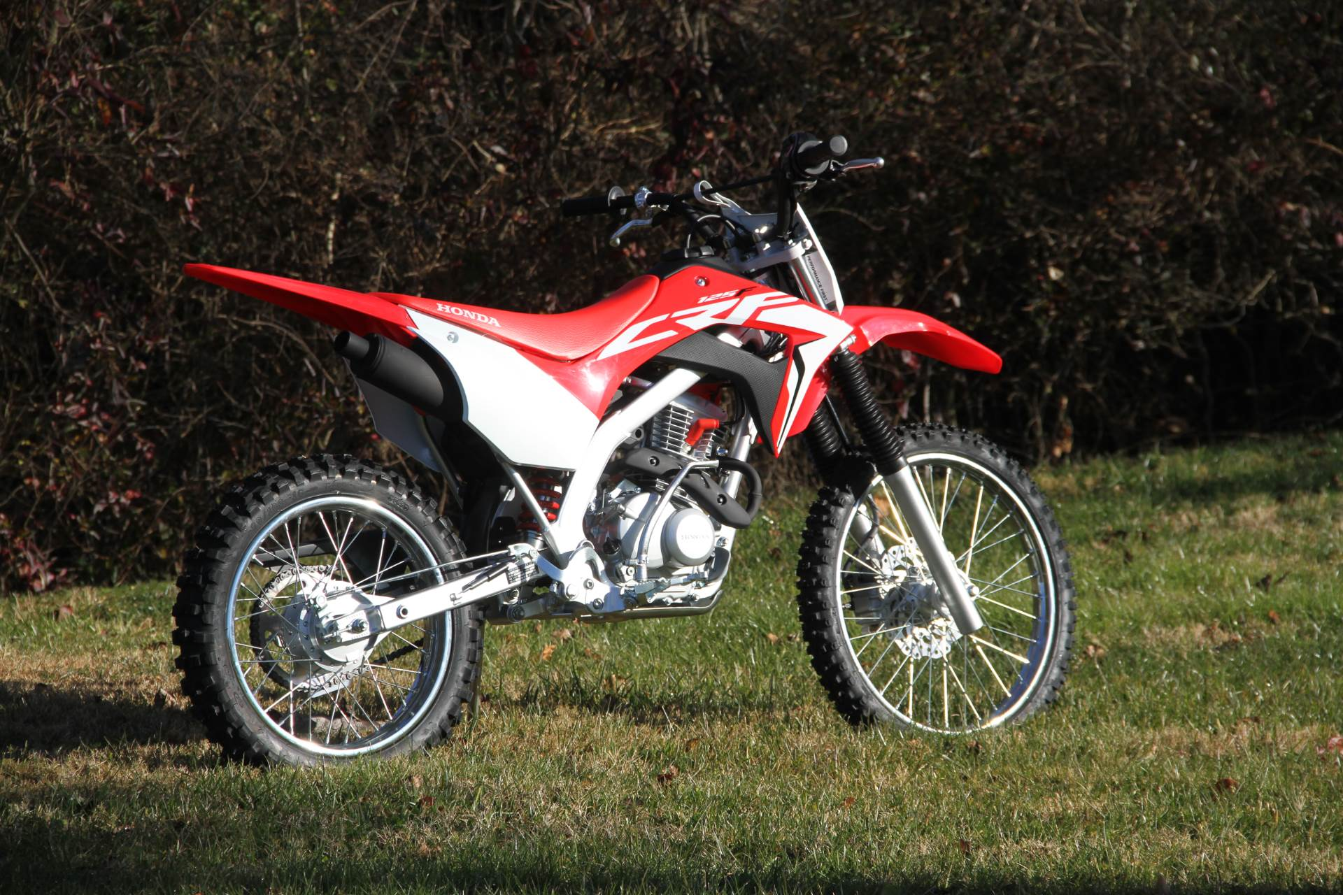 2021 Honda CRF450RX in Hendersonville, North Carolina - Photo 7