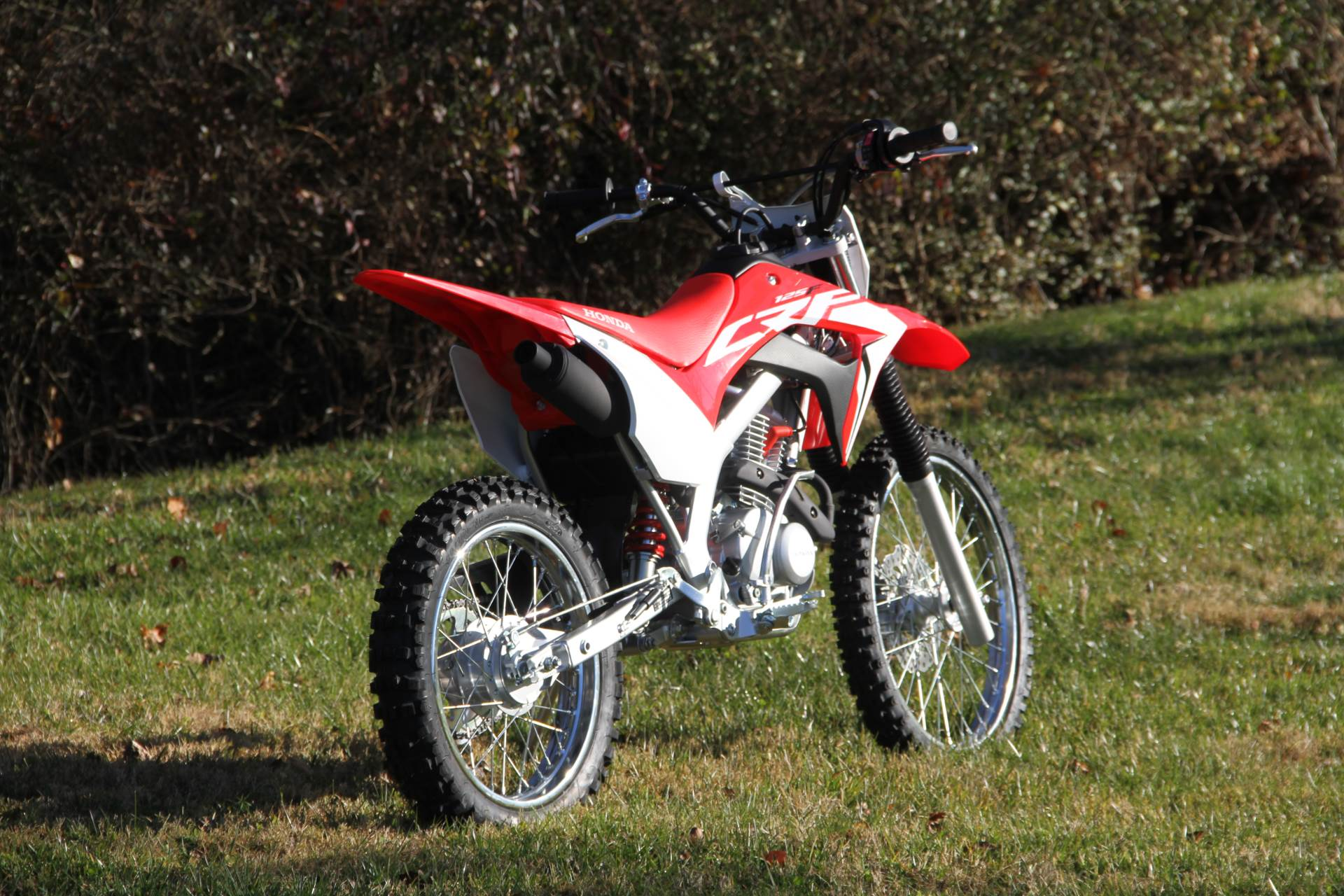 2021 Honda CRF450RX in Hendersonville, North Carolina - Photo 8