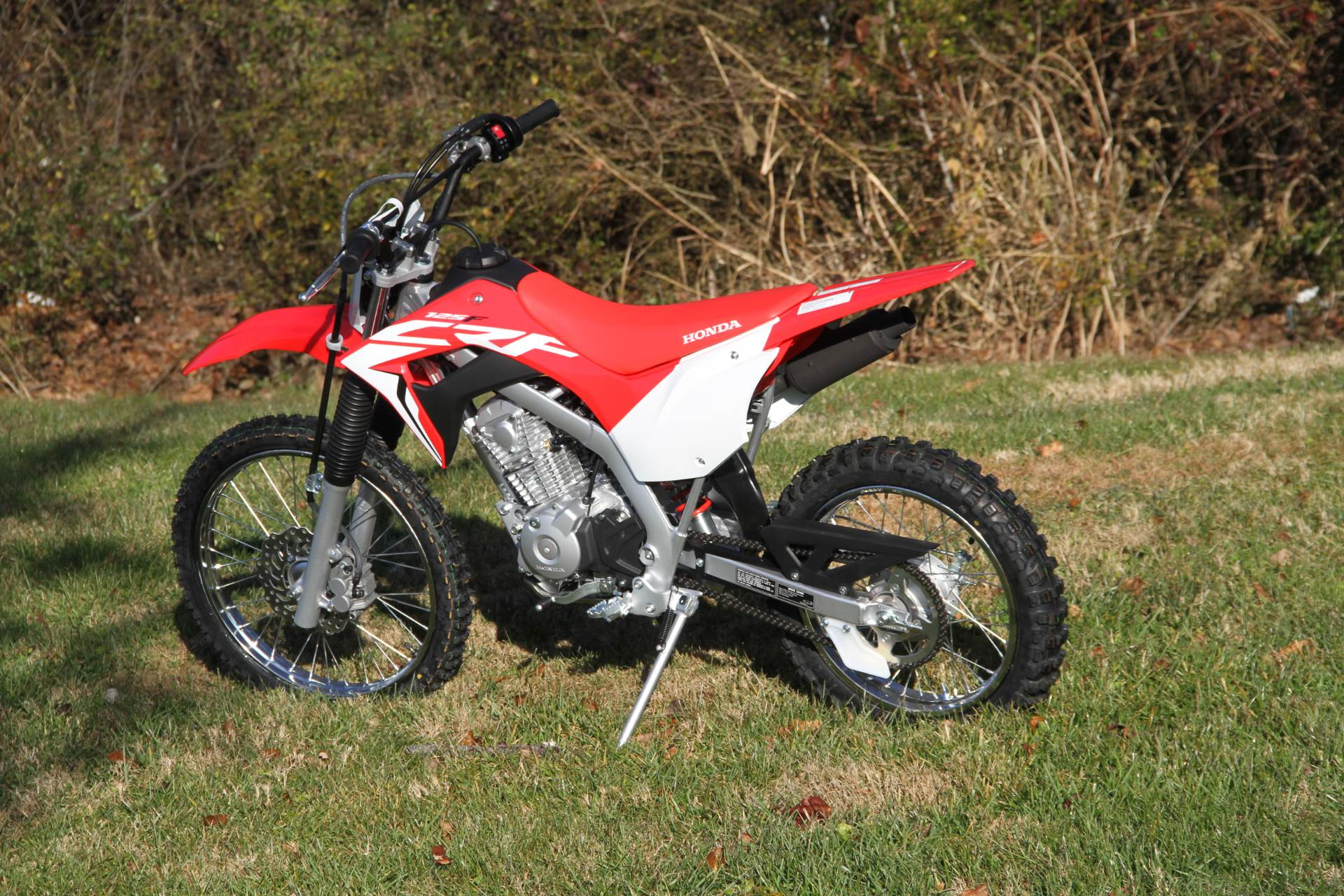 2021 Honda CRF450RX in Hendersonville, North Carolina - Photo 9