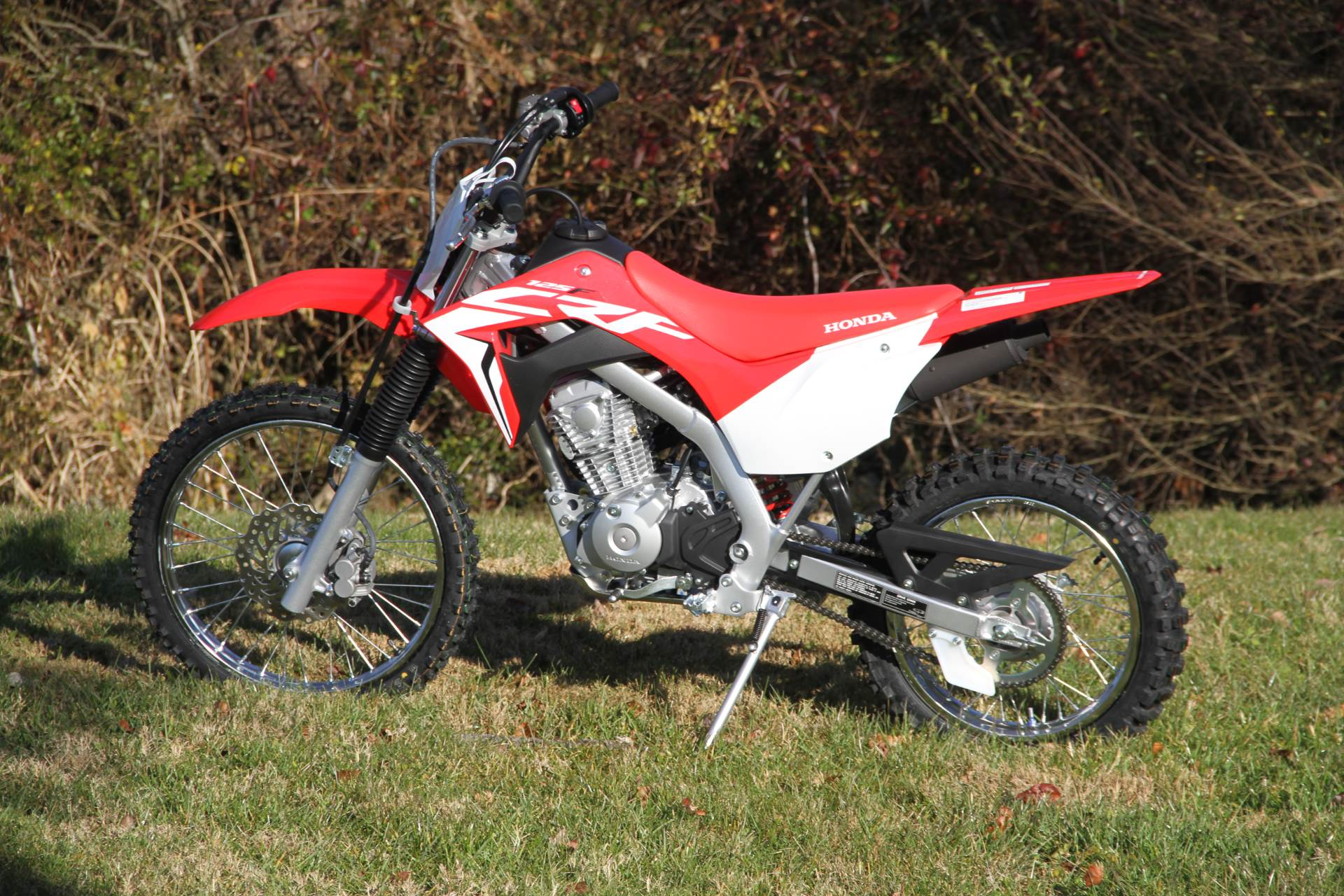 2021 Honda CRF450RX in Hendersonville, North Carolina - Photo 10