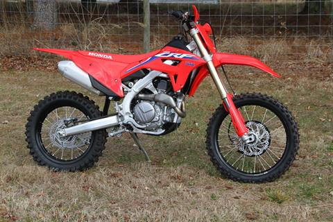 2021 Honda CRF450RX in Hendersonville, North Carolina - Photo 13