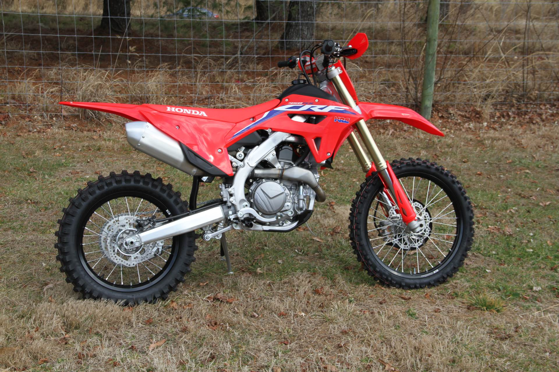 2021 Honda CRF450RX in Hendersonville, North Carolina - Photo 14