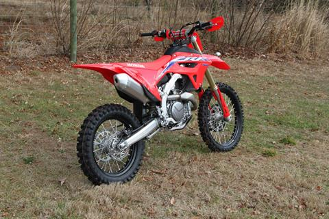 2021 Honda CRF450RX in Hendersonville, North Carolina - Photo 15