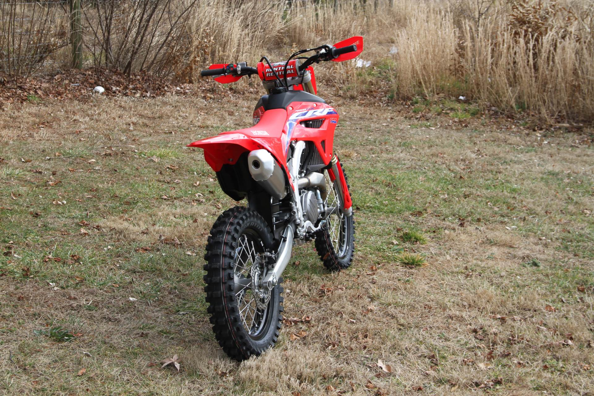 2021 Honda CRF450RX in Hendersonville, North Carolina - Photo 16