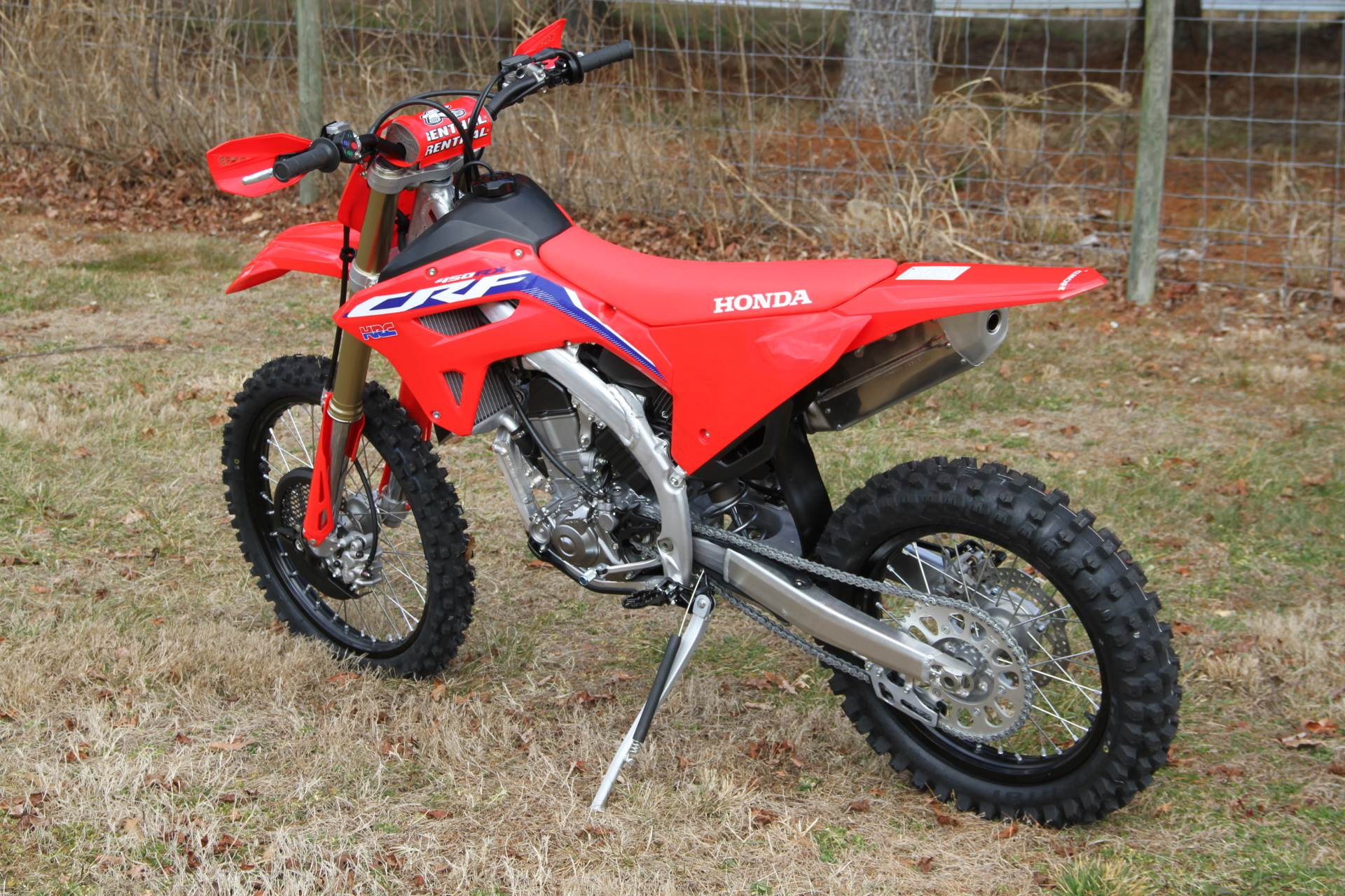 2021 Honda CRF450RX in Hendersonville, North Carolina - Photo 19