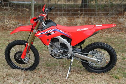 2021 Honda CRF450RX in Hendersonville, North Carolina - Photo 20
