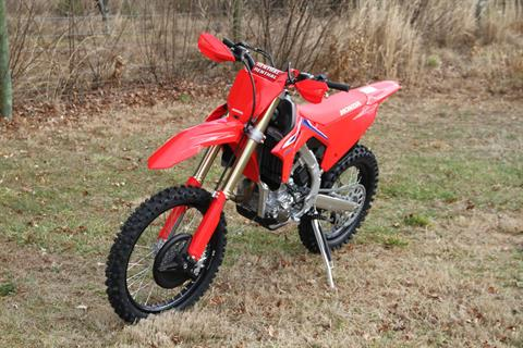 2021 Honda CRF450RX in Hendersonville, North Carolina - Photo 21