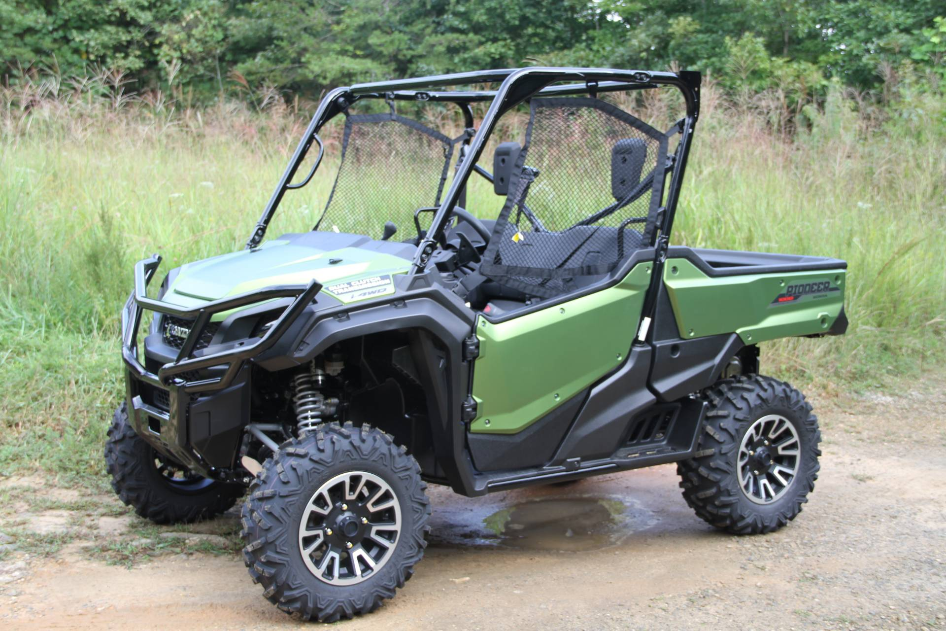 2021 Honda Pioneer 1000 Limited Edition in Hendersonville, North Carolina - Photo 1