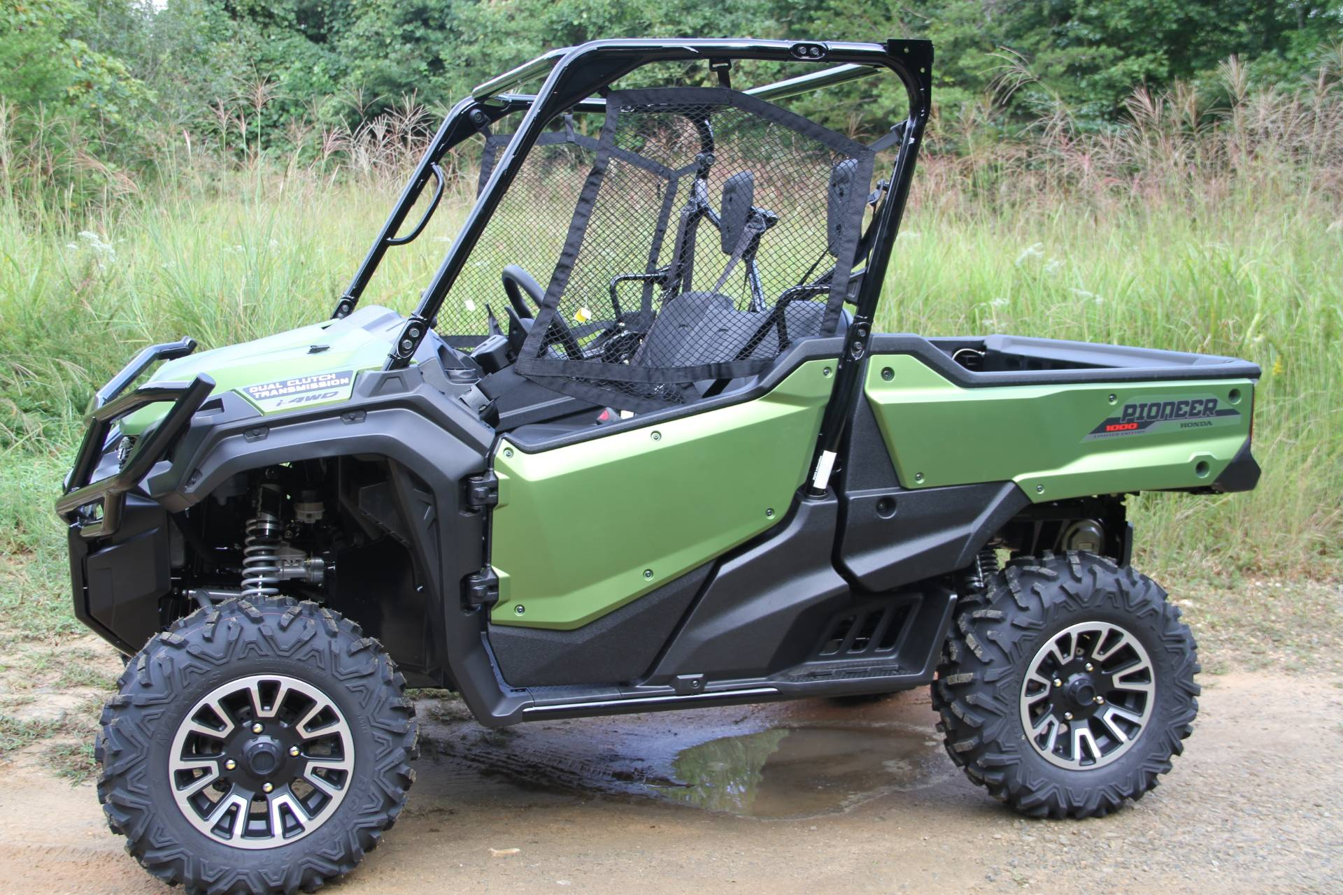 2021 Honda Pioneer 1000 Limited Edition in Hendersonville, North Carolina - Photo 5