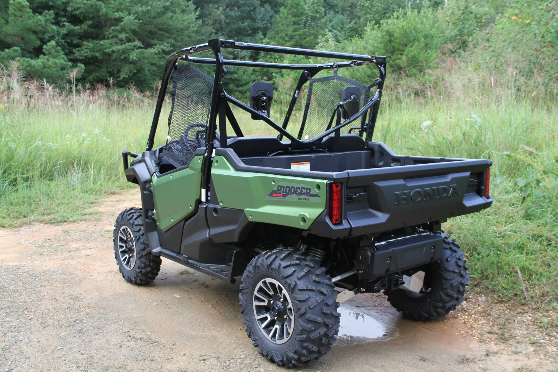 2021 Honda Pioneer 1000 Limited Edition in Hendersonville, North Carolina - Photo 8