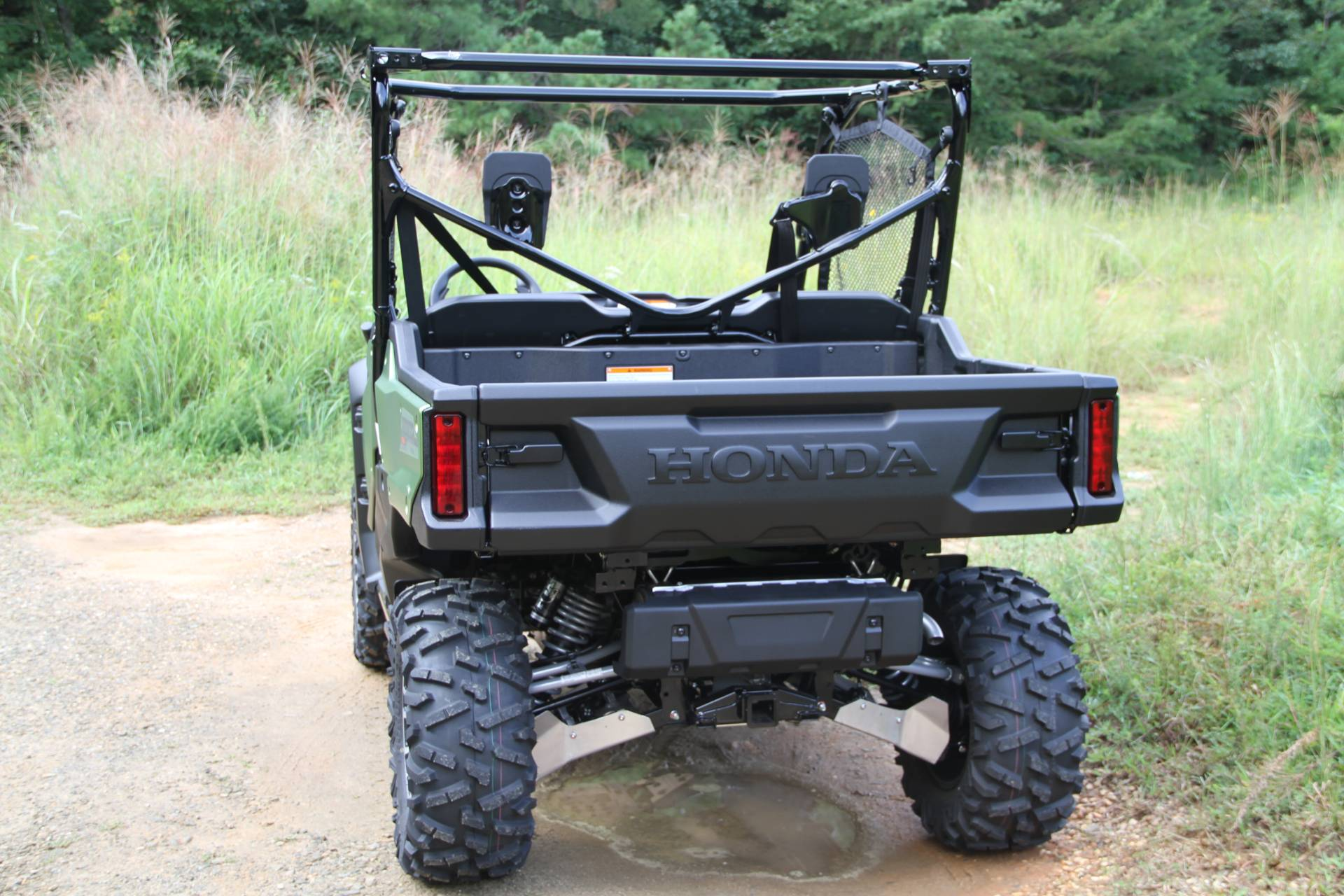 2021 Honda Pioneer 1000 Limited Edition in Hendersonville, North Carolina - Photo 9