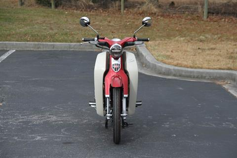 2020 Honda Super Cub C125 ABS in Hendersonville, North Carolina - Photo 3
