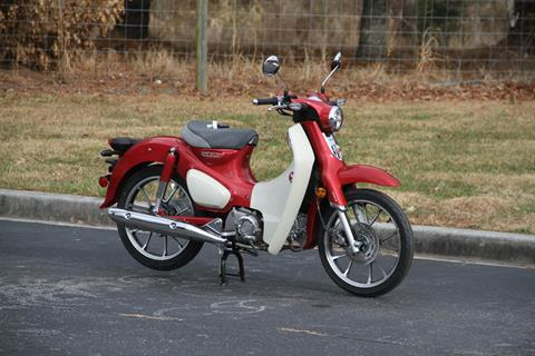 2020 Honda Super Cub C125 ABS in Hendersonville, North Carolina - Photo 5
