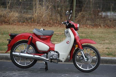 2020 Honda Super Cub C125 ABS in Hendersonville, North Carolina - Photo 7