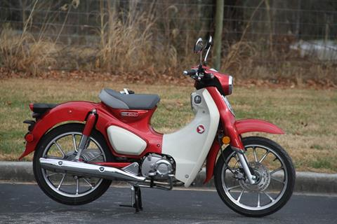 2020 Honda Super Cub C125 ABS in Hendersonville, North Carolina - Photo 8