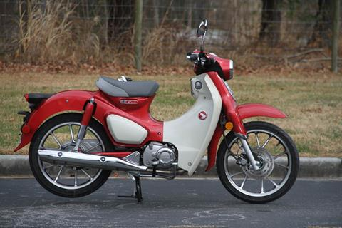 2020 Honda Super Cub C125 ABS in Hendersonville, North Carolina - Photo 9