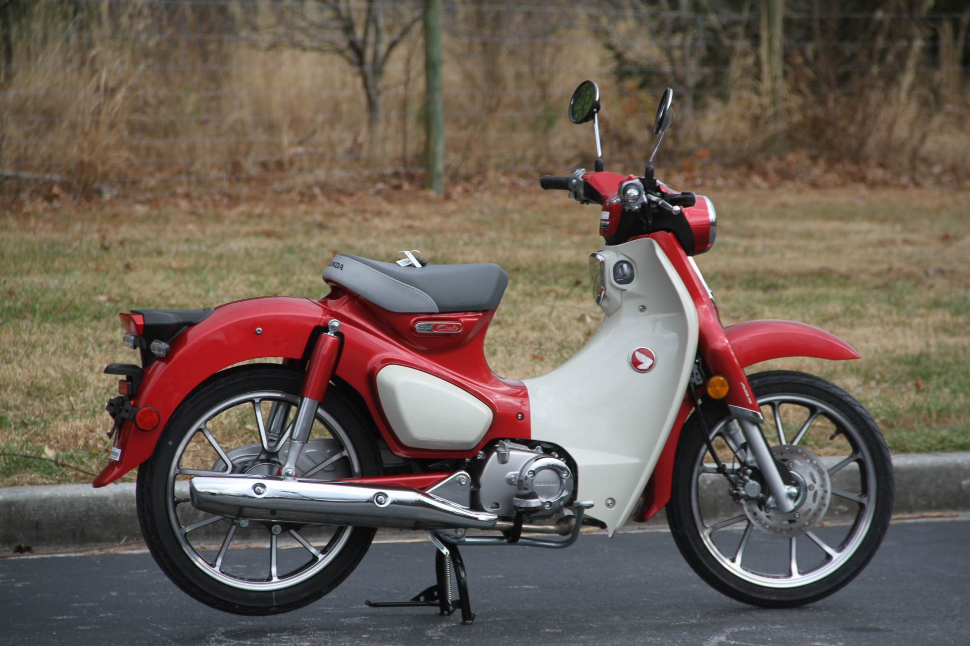 2020 Honda Super Cub C125 ABS in Hendersonville, North Carolina - Photo 10