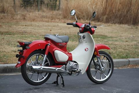 2020 Honda Super Cub C125 ABS in Hendersonville, North Carolina - Photo 11