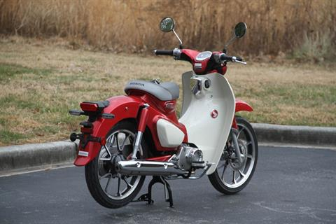 2020 Honda Super Cub C125 ABS in Hendersonville, North Carolina - Photo 12