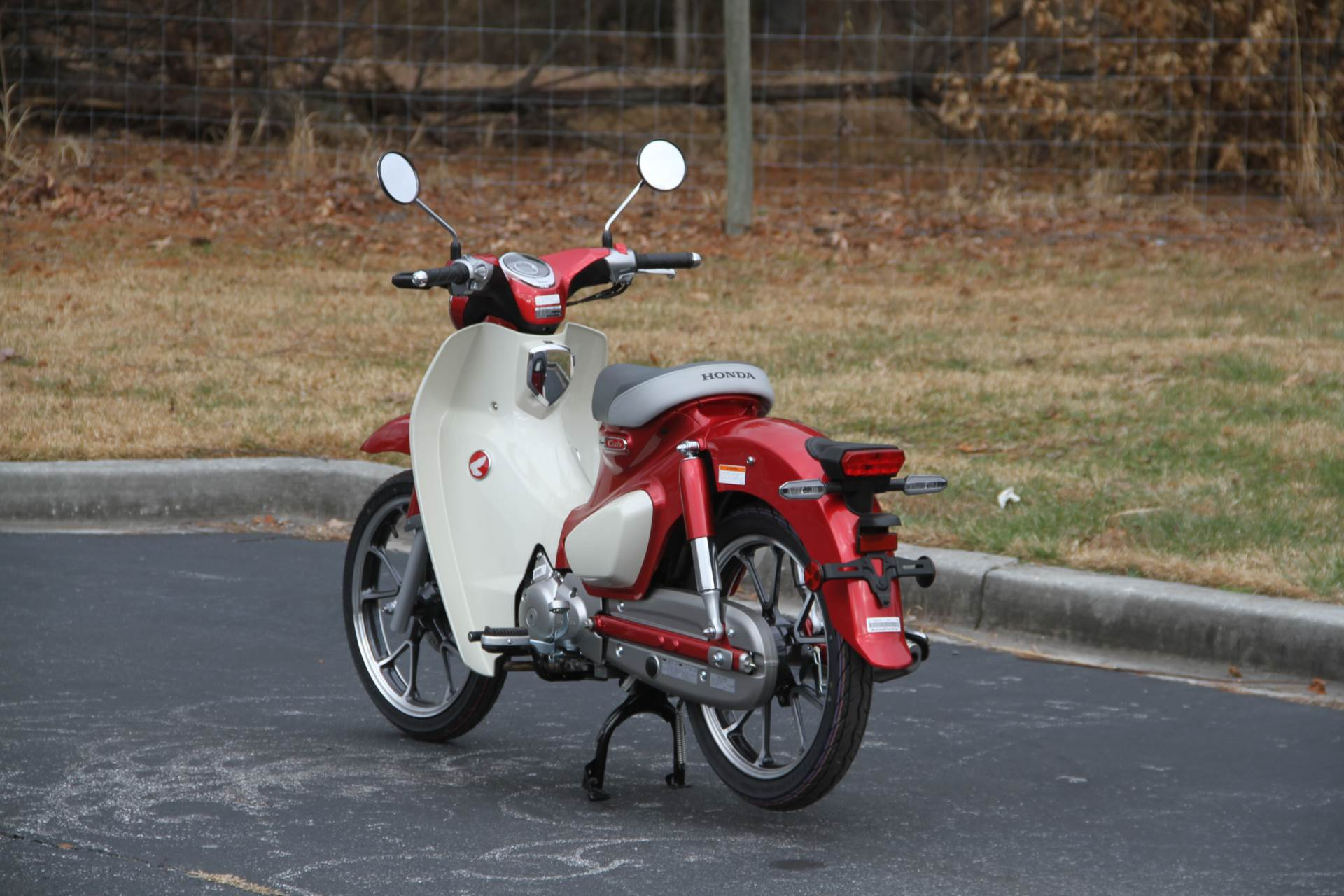 2020 Honda Super Cub C125 ABS in Hendersonville, North Carolina - Photo 17