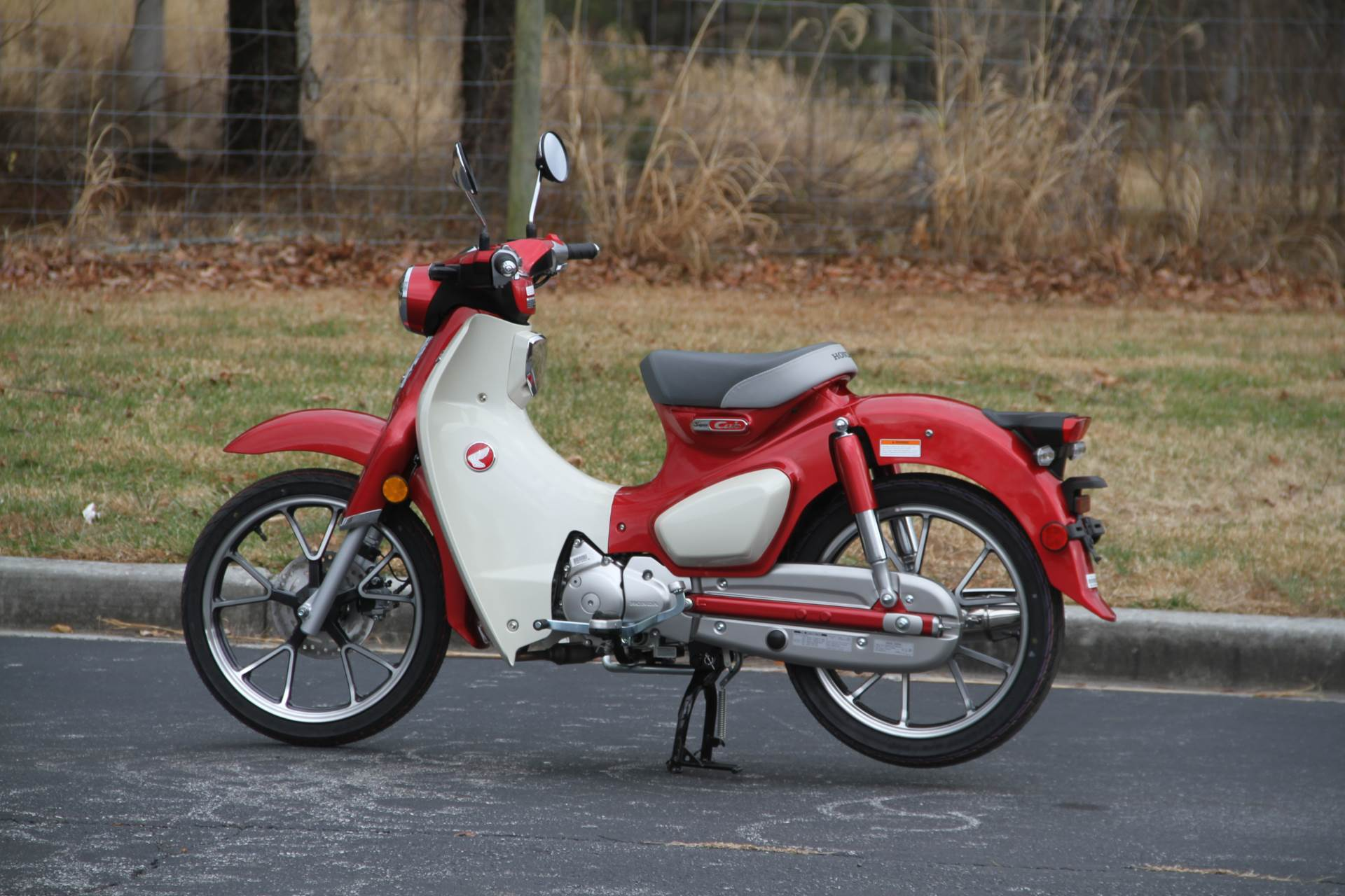 2020 Honda Super Cub C125 ABS in Hendersonville, North Carolina - Photo 19