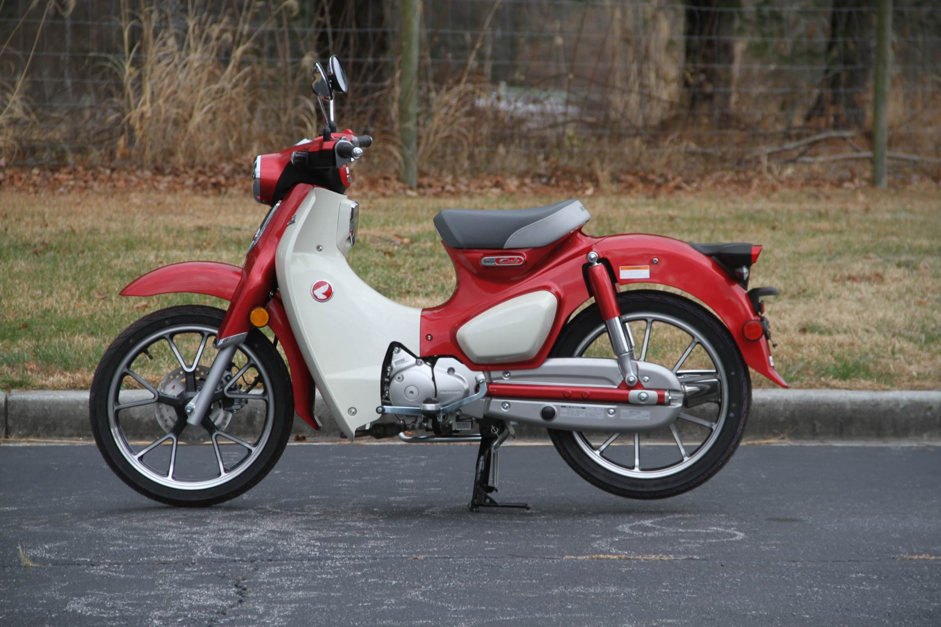 2020 Honda Super Cub C125 ABS in Hendersonville, North Carolina - Photo 21