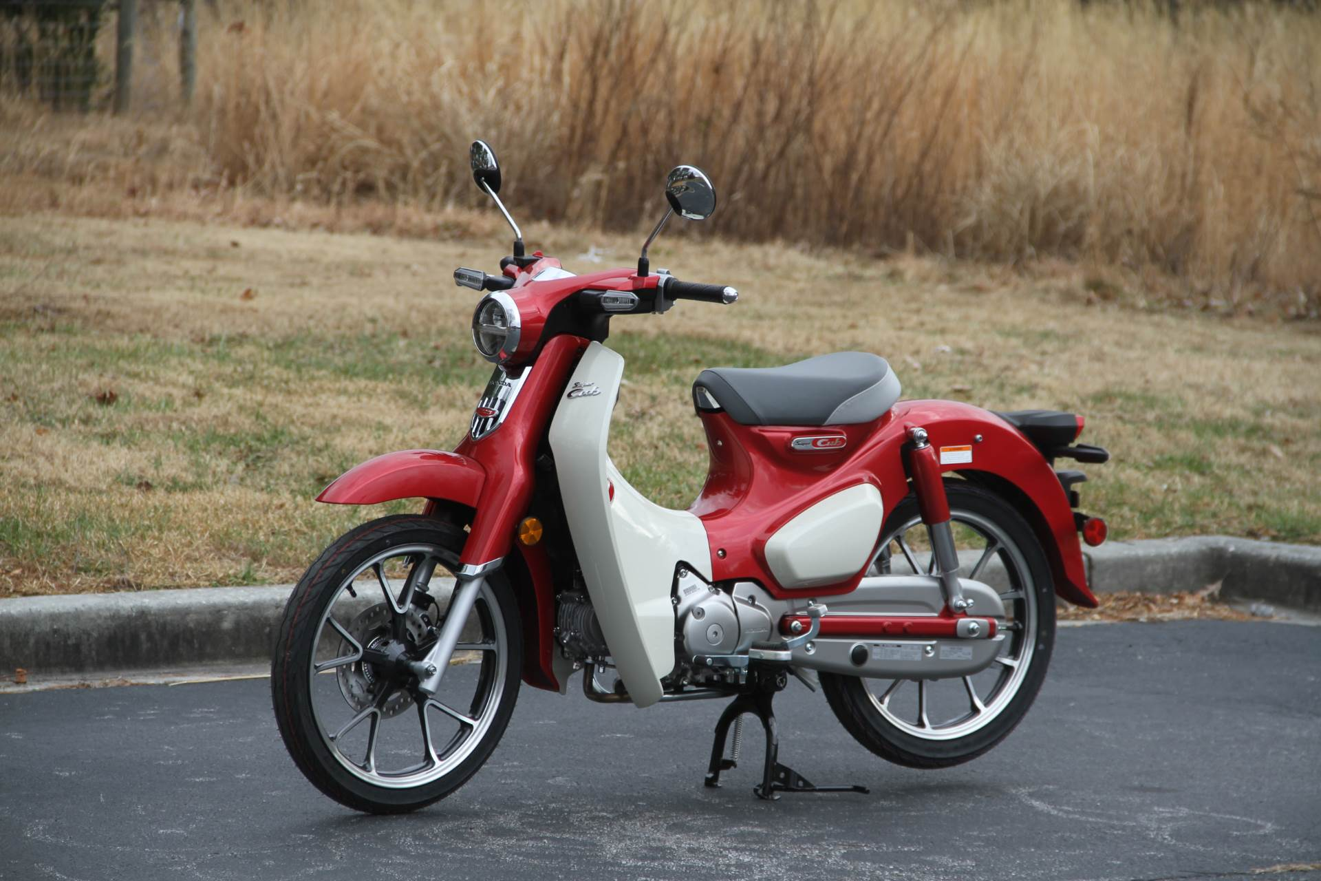 2020 Honda Super Cub C125 ABS in Hendersonville, North Carolina - Photo 23
