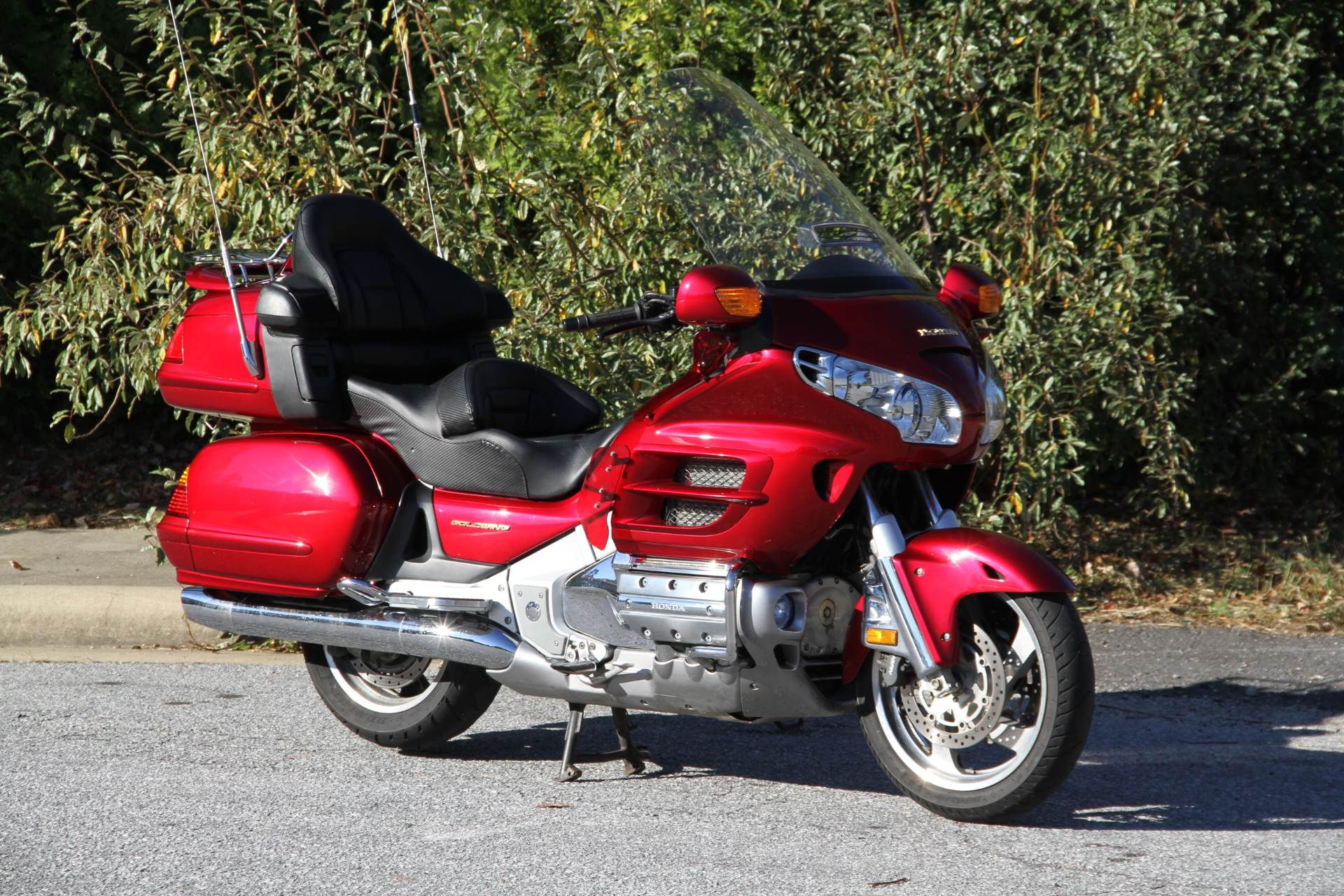 2004 Honda Gold Wing in Hendersonville, North Carolina - Photo 4