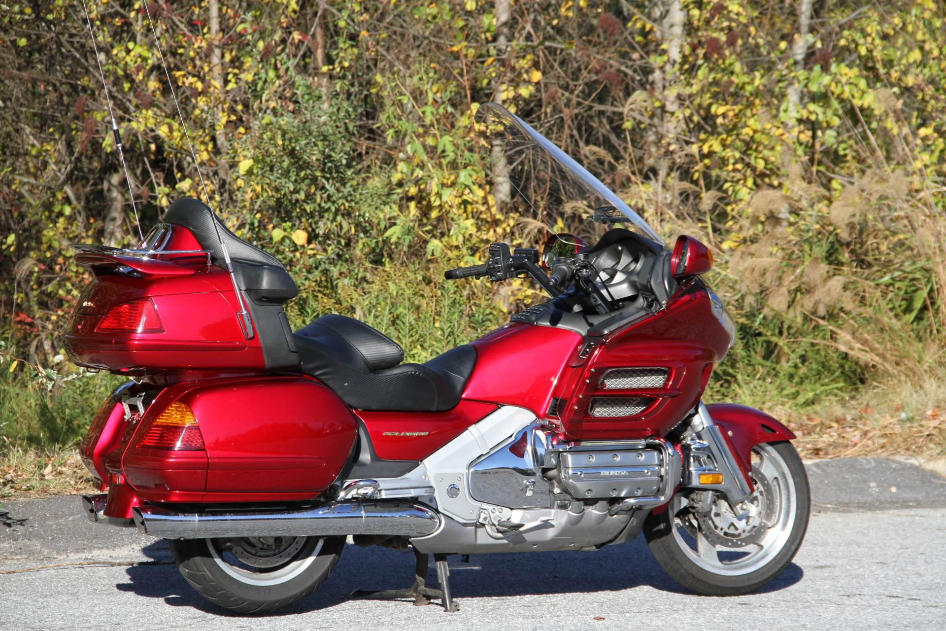 2004 Honda Gold Wing in Hendersonville, North Carolina - Photo 9