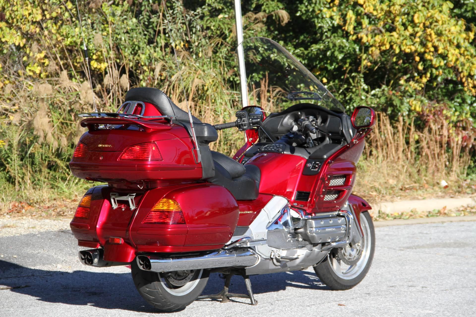 2004 Honda Gold Wing in Hendersonville, North Carolina