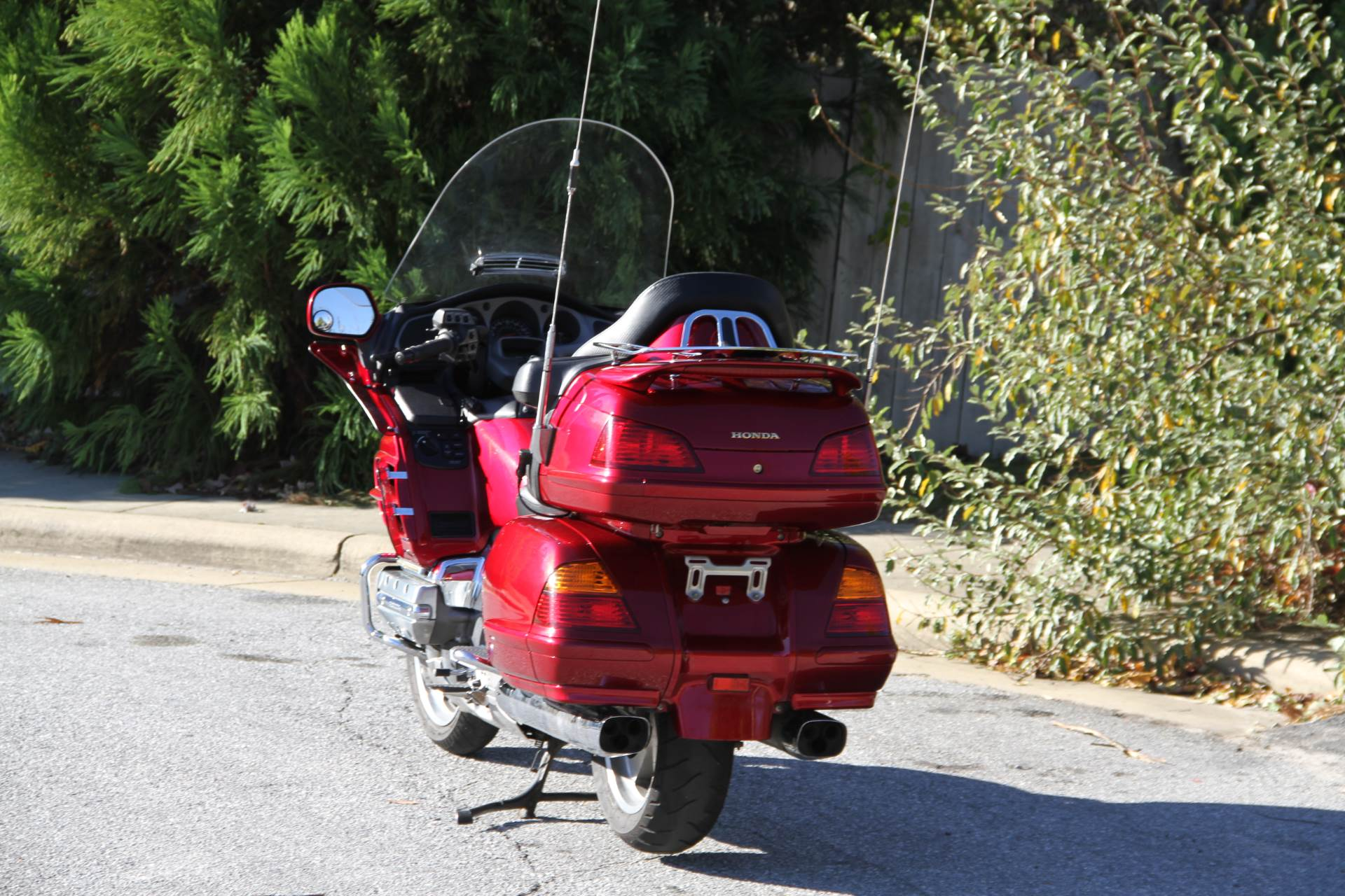 2004 Honda Gold Wing in Hendersonville, North Carolina - Photo 20