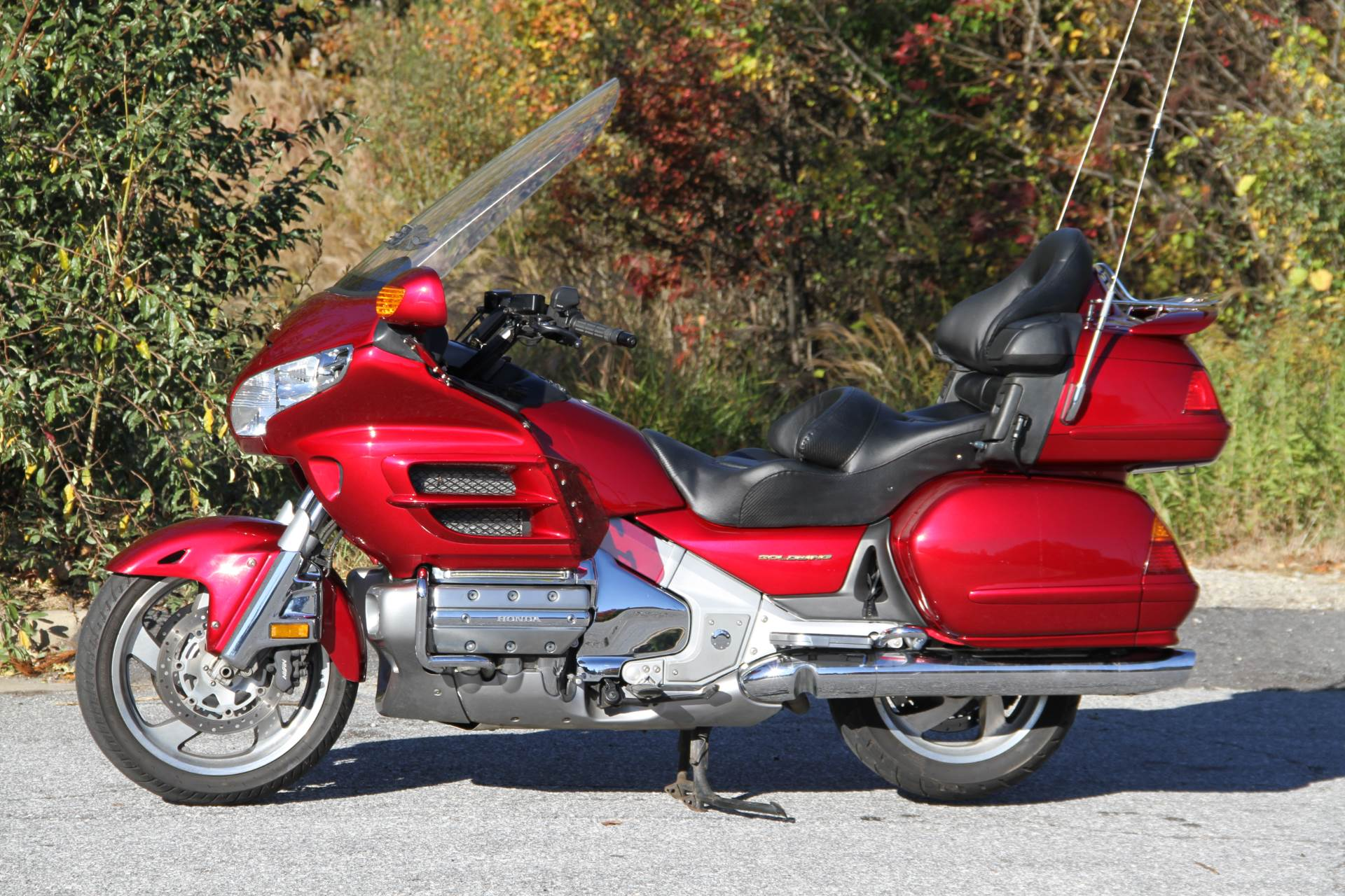 2004 Honda Gold Wing in Hendersonville, North Carolina - Photo 27
