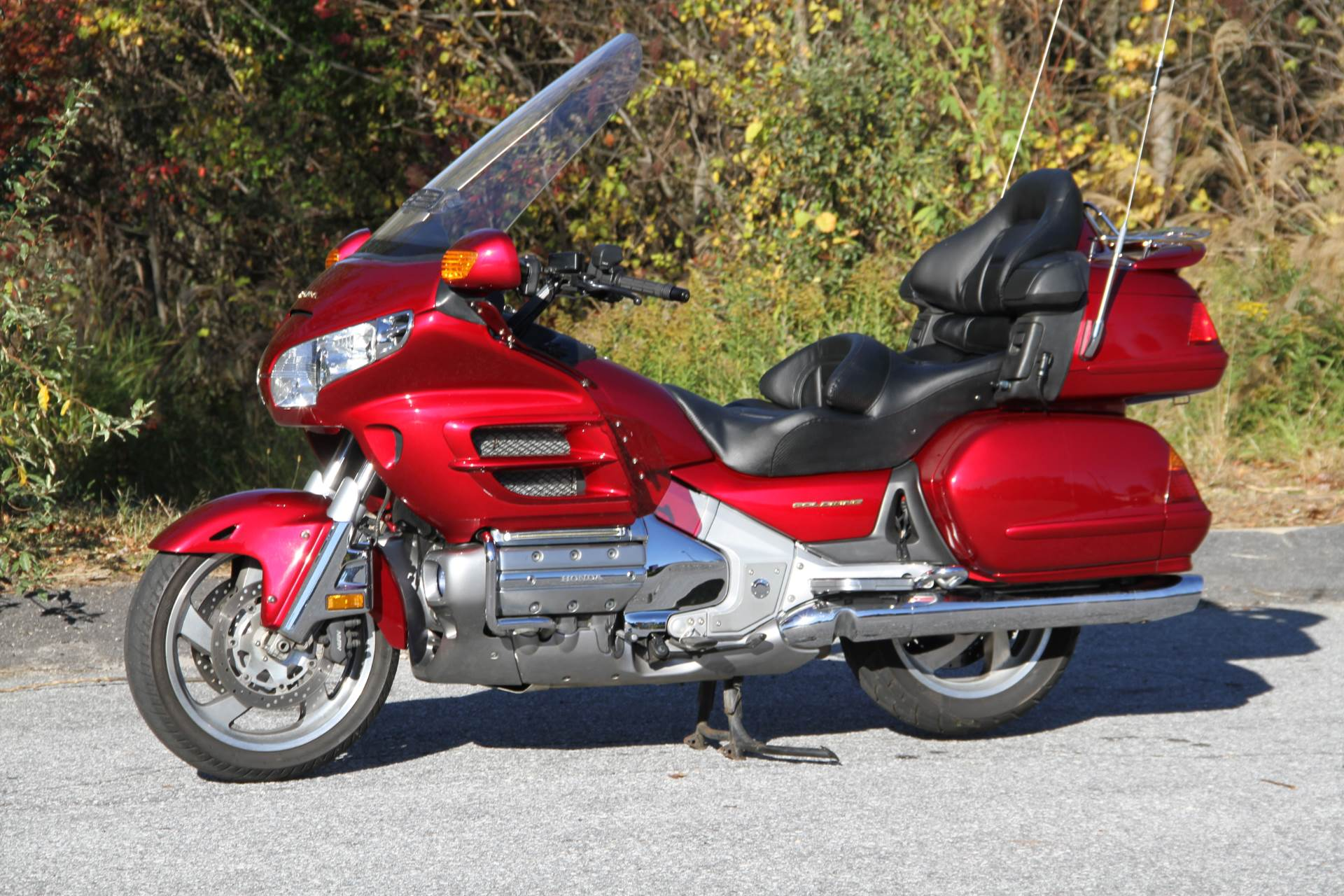 2004 Honda Gold Wing in Hendersonville, North Carolina - Photo 28