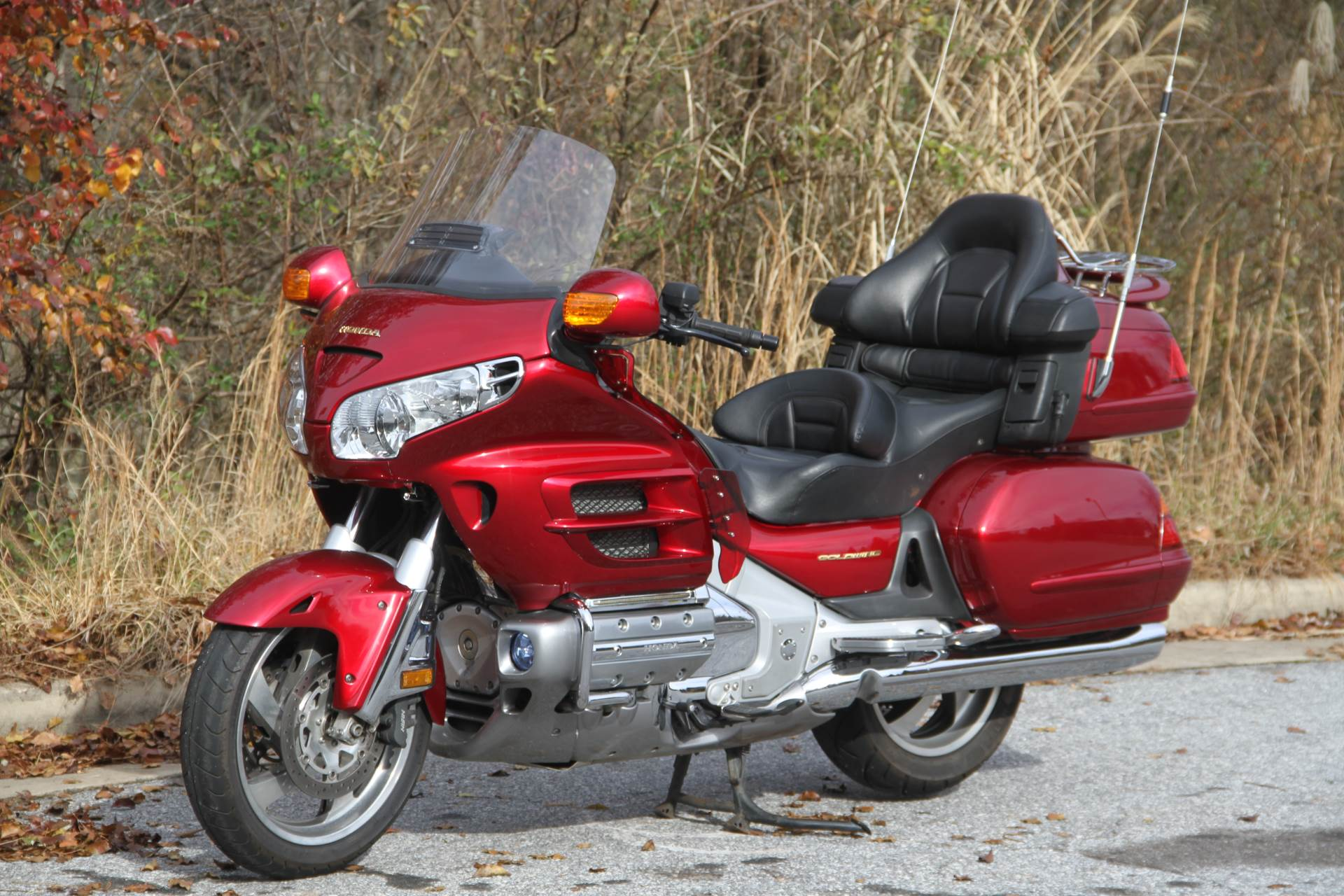 2004 Honda Gold Wing in Hendersonville, North Carolina - Photo 34