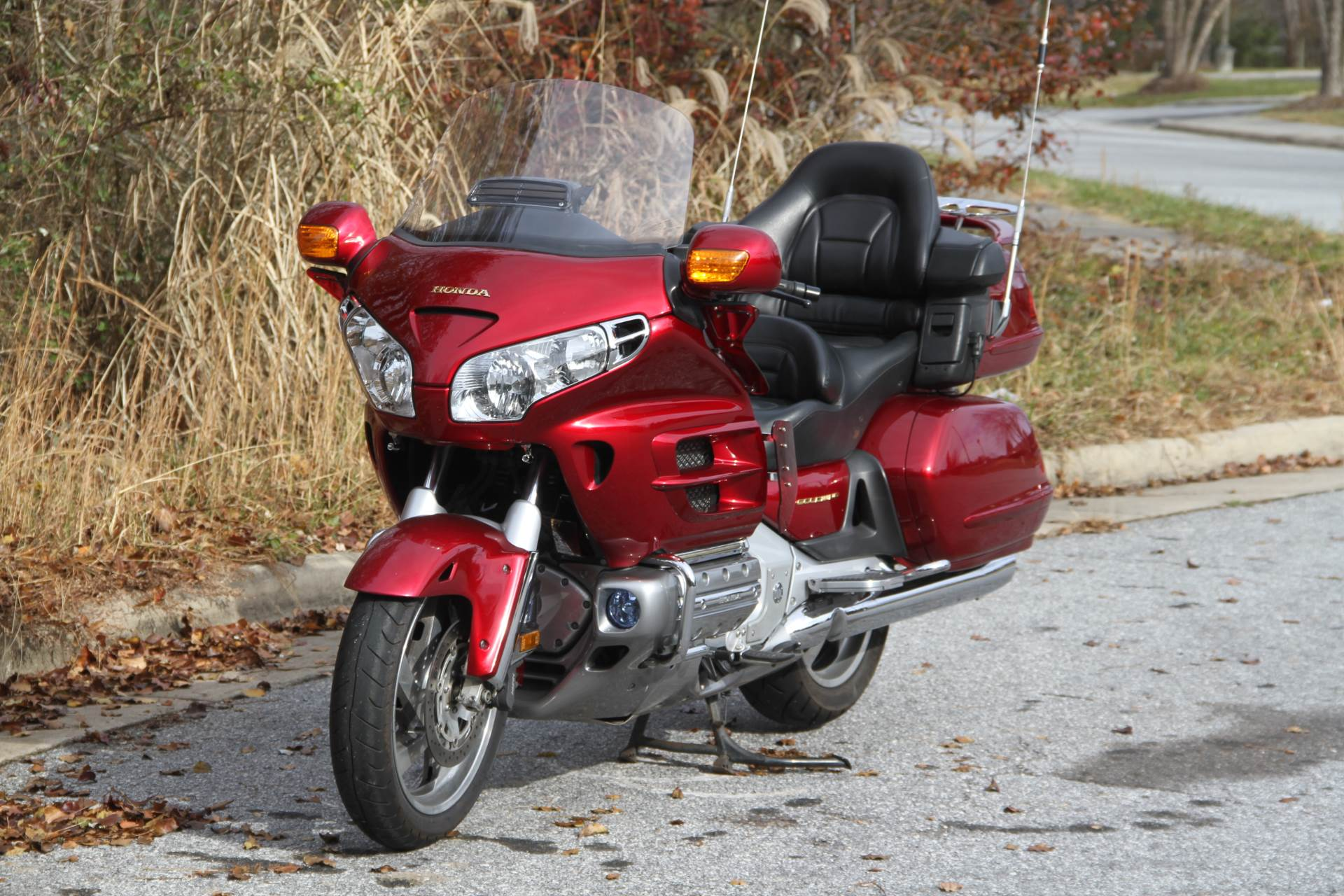 2004 Honda Gold Wing in Hendersonville, North Carolina - Photo 36