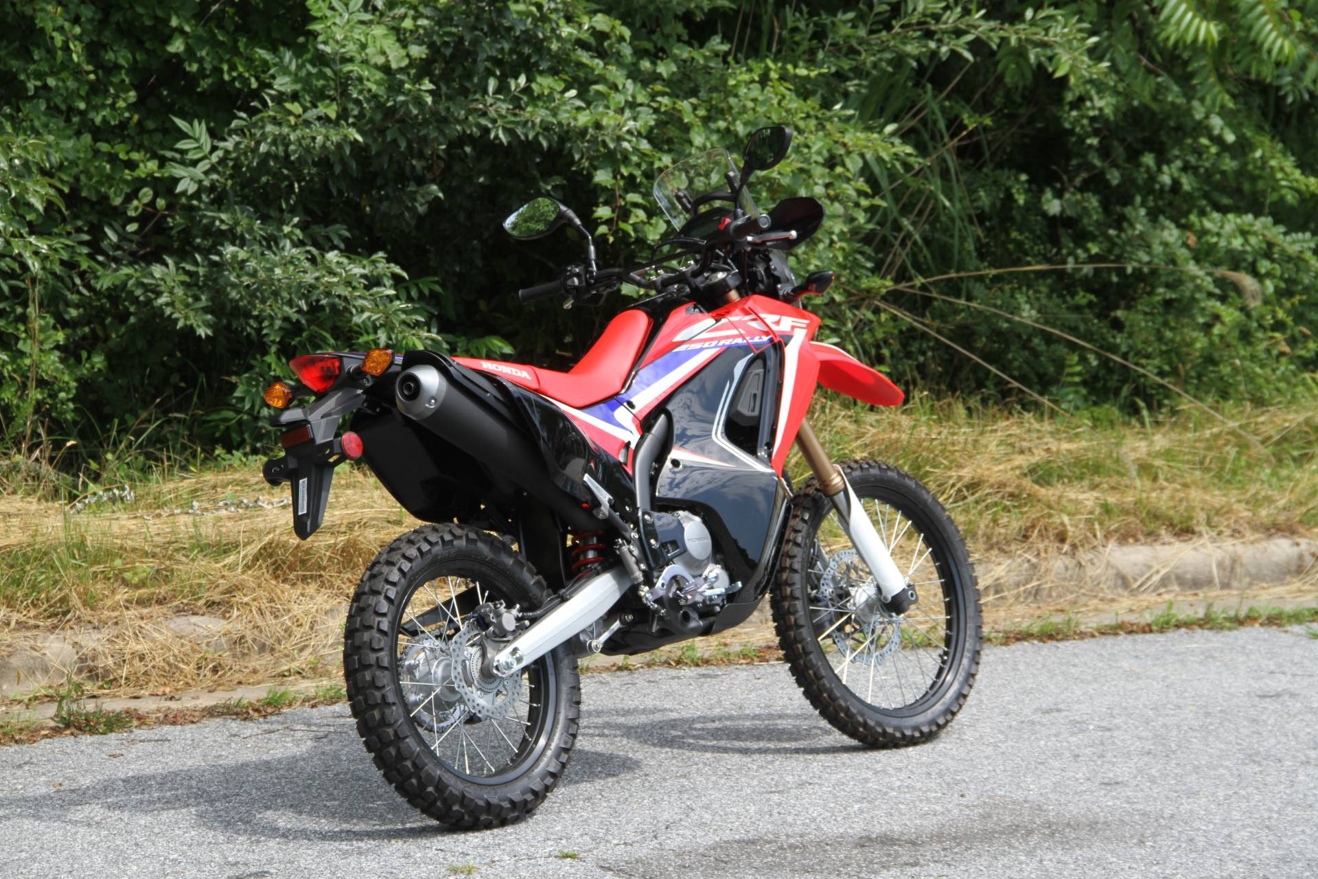 2020 Honda CRF250L Rally ABS in Hendersonville, North Carolina - Photo 6