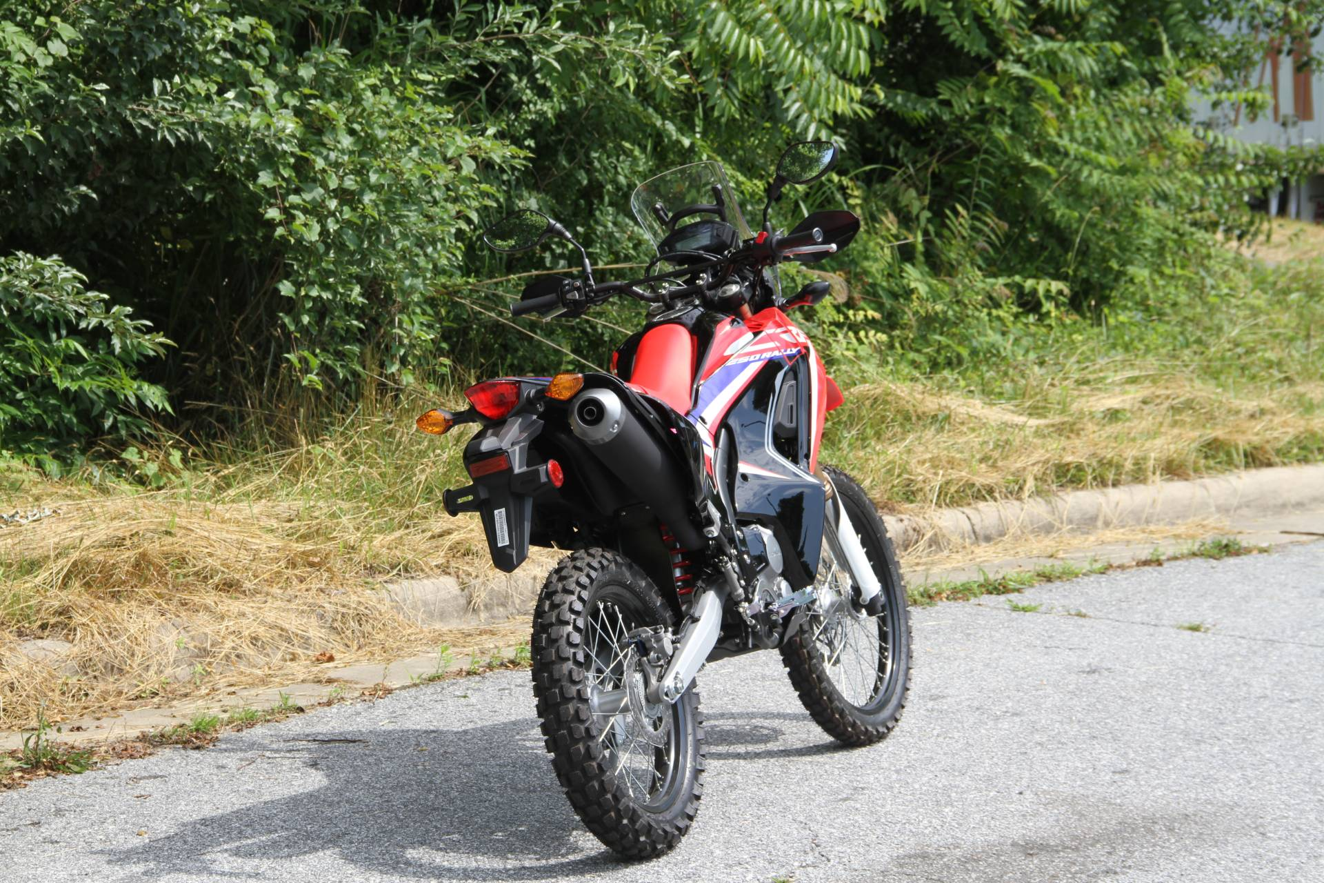 2020 Honda CRF250L Rally ABS in Hendersonville, North Carolina - Photo 7
