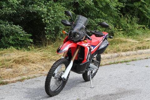 2020 Honda CRF250L Rally ABS in Hendersonville, North Carolina - Photo 13