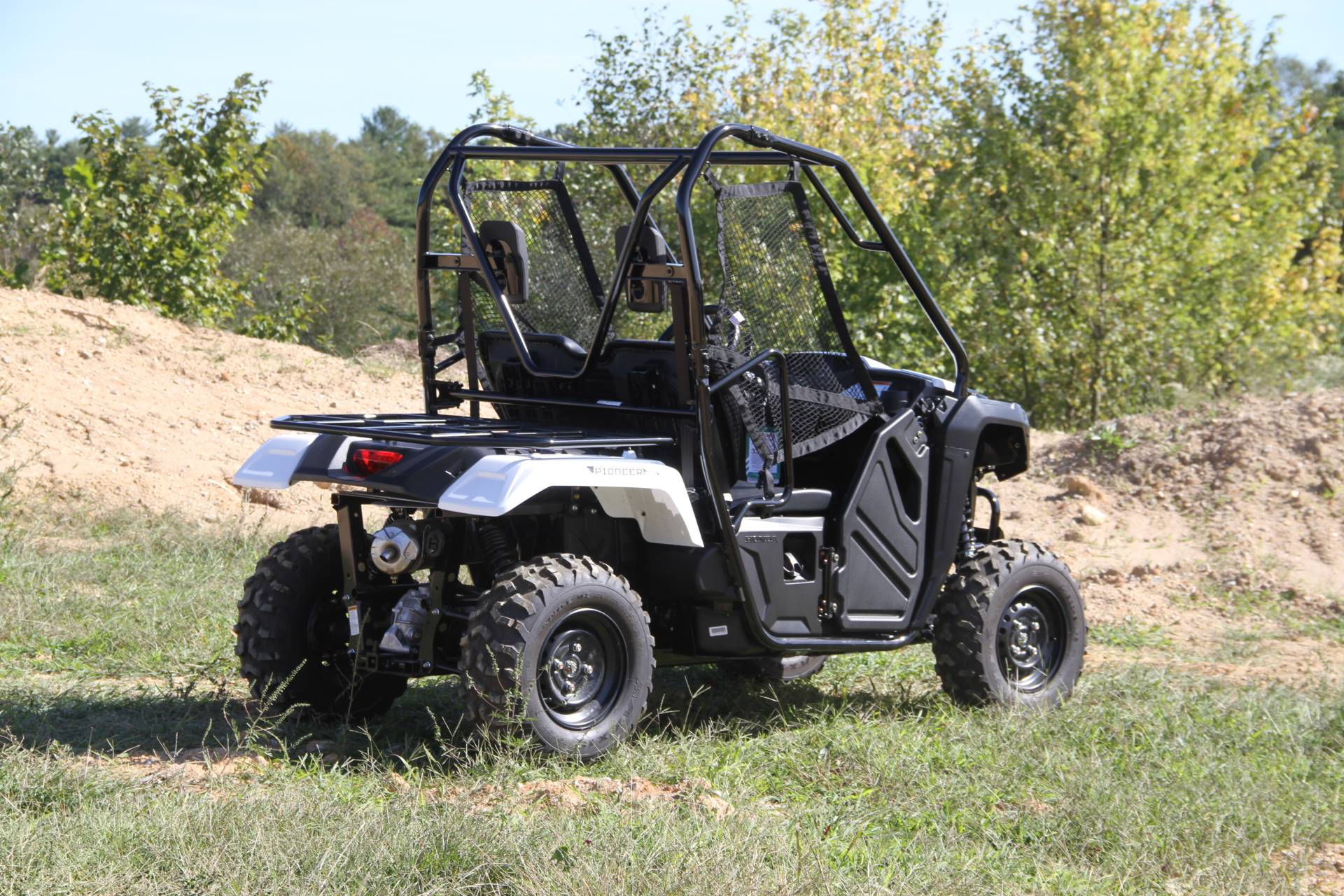 2020 Honda Pioneer 500 in Hendersonville, North Carolina - Photo 6