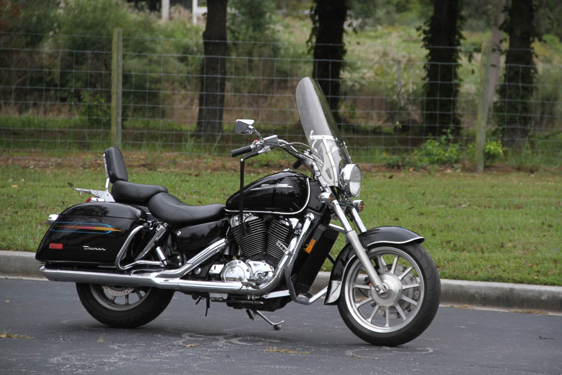 2000 Honda SHADOW TOUR in Hendersonville, North Carolina - Photo 8