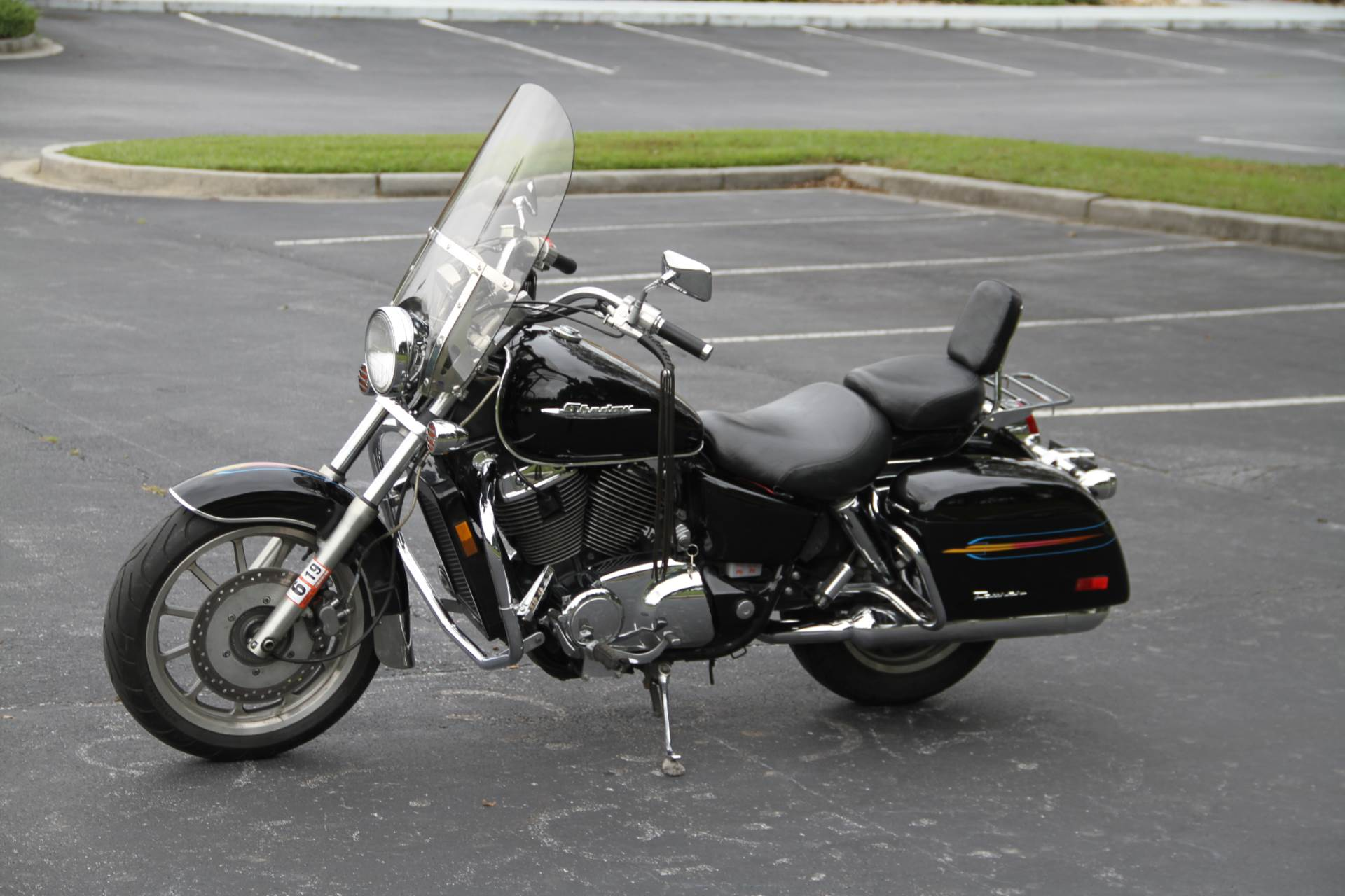2000 Honda SHADOW TOUR in Hendersonville, North Carolina - Photo 24