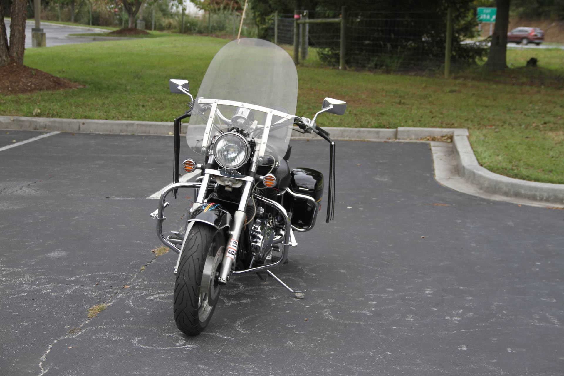 2000 Honda SHADOW TOUR in Hendersonville, North Carolina - Photo 27