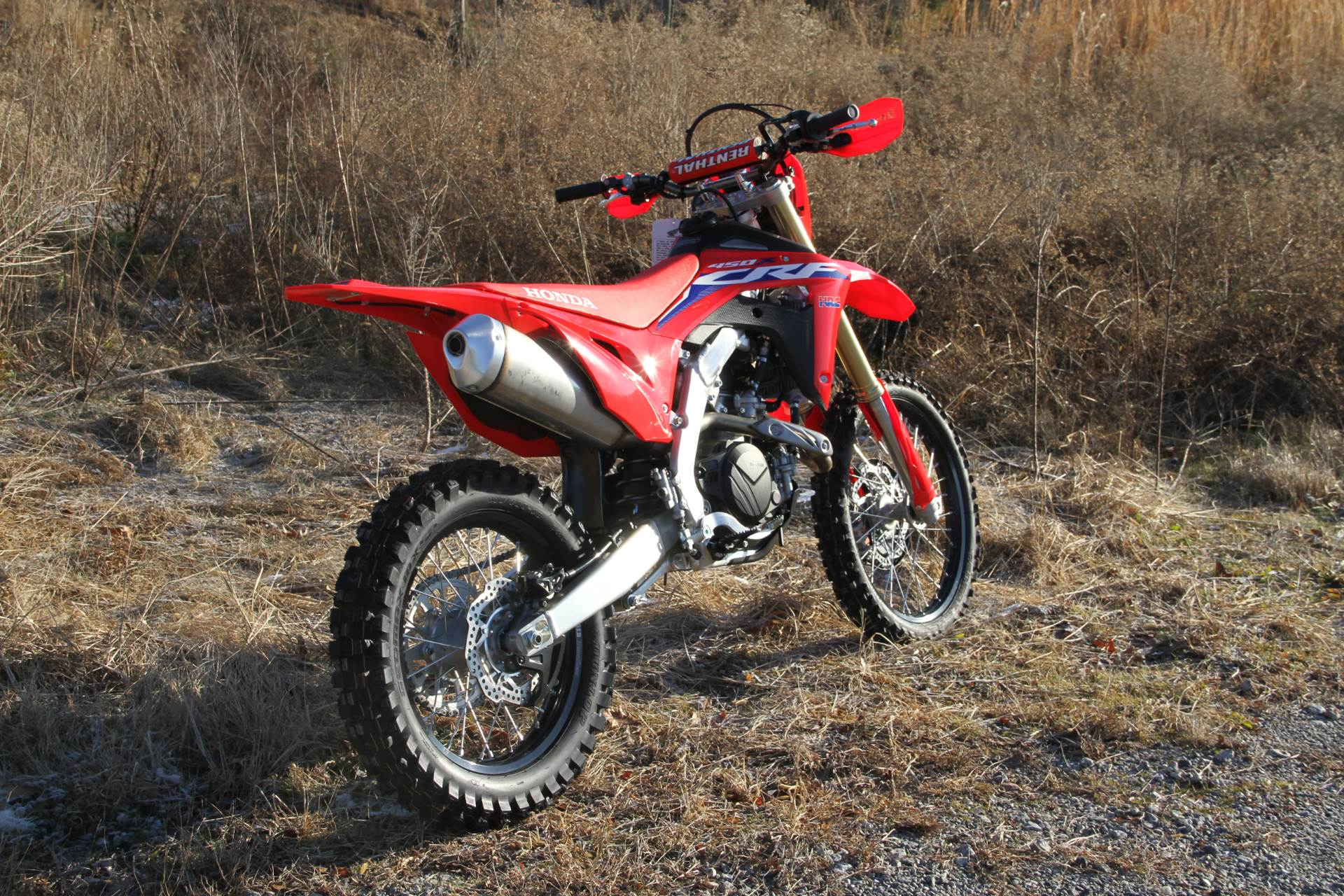 2021 Honda CRF450X in Hendersonville, North Carolina - Photo 3