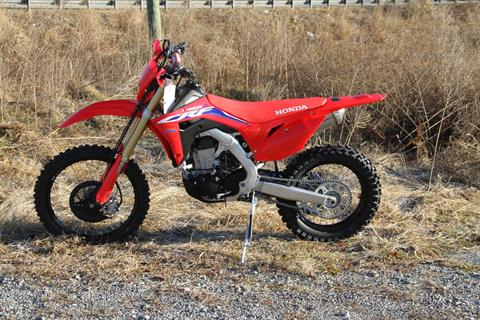 2021 Honda CRF450X in Hendersonville, North Carolina - Photo 5