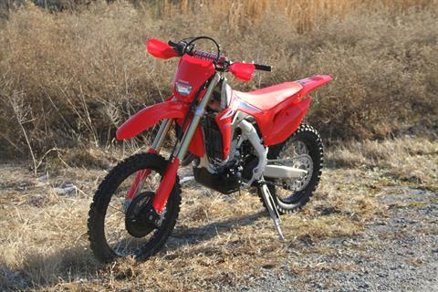 2021 Honda CRF450X in Hendersonville, North Carolina - Photo 6