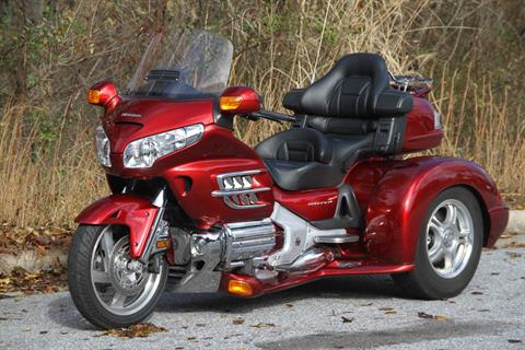 2010 Honda Gold Wing® Audio Comfort in Hendersonville, North Carolina - Photo 4