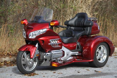 2010 Honda Gold Wing® Audio Comfort in Hendersonville, North Carolina - Photo 5
