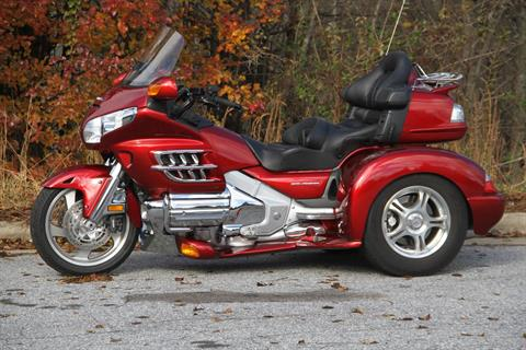 2010 Honda Gold Wing® Audio Comfort in Hendersonville, North Carolina - Photo 7