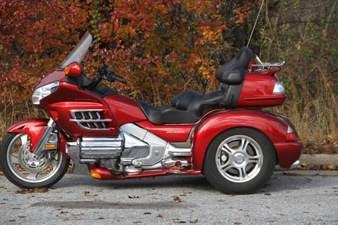 2010 Honda Gold Wing® Audio Comfort in Hendersonville, North Carolina - Photo 8